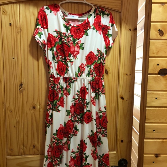 Infinity Raine Dresses & Skirts - Infinity Raine midi dress